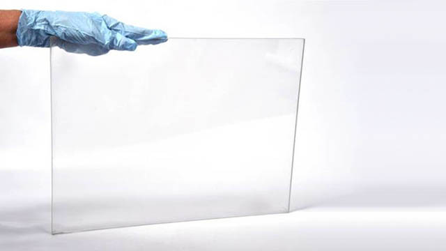 Transparent Aluminum